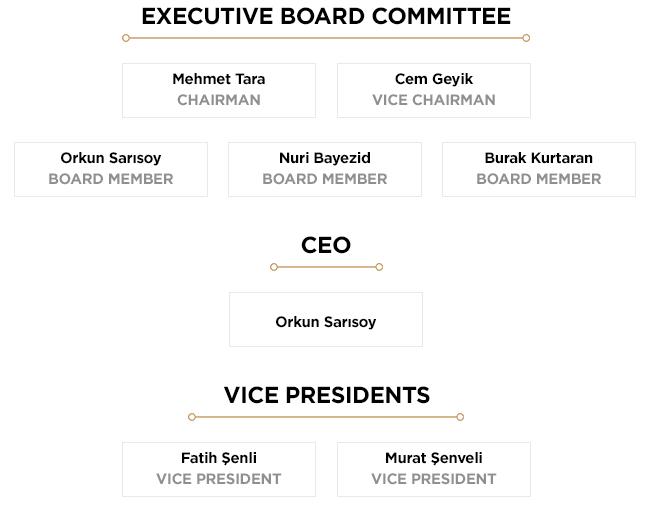 Executive Board Shipyard 2020