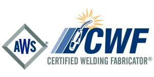 AWS CWF Certified Welding Fabricator logo_color