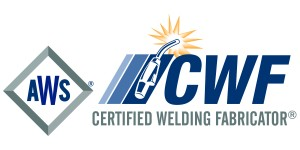 AWS CWF Certified Welding Fabricator logo_color